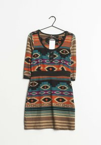 Yumi - Korte jurk - multi-colored - 0