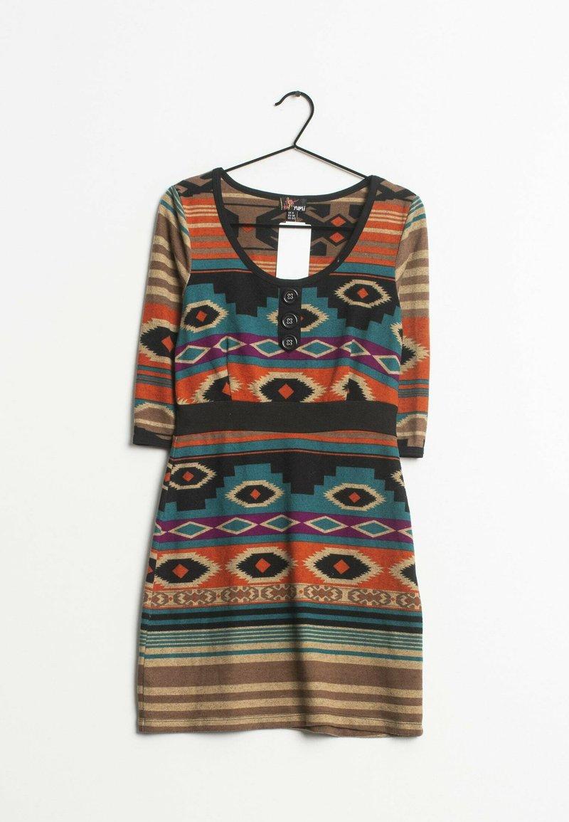 Yumi - Korte jurk - multi-colored