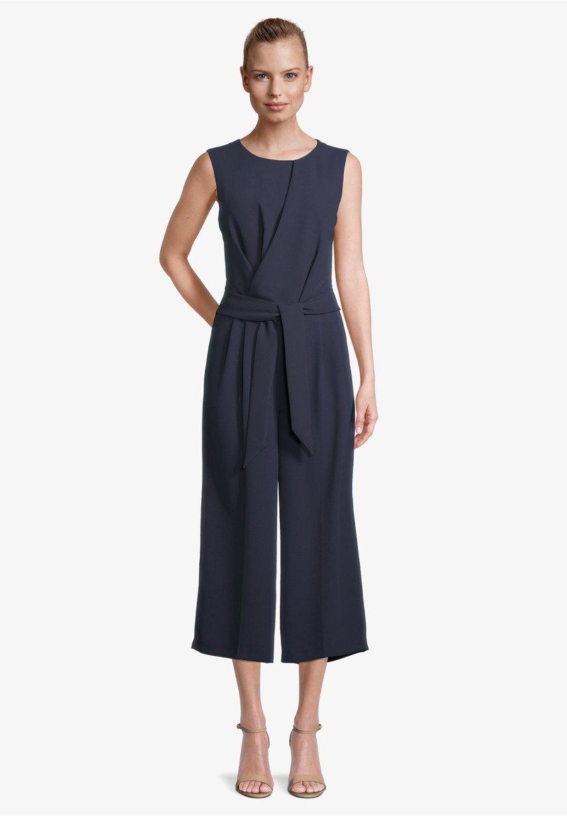 Betty & Co - Jumpsuit - navy blue