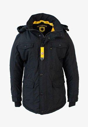 CHESTER - Winter jacket - schwarz