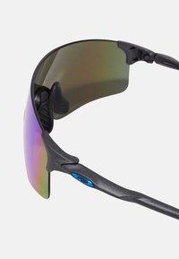 Oakley - EVZERO BLADES - Sportbrille - steel - 4