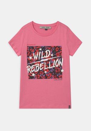 MOSHI  - Print T-shirt - soft pink