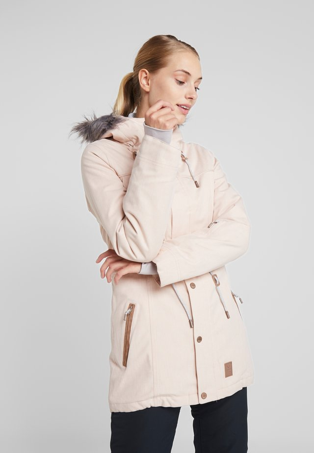 TASK - Snowboard jacket - cameo rose