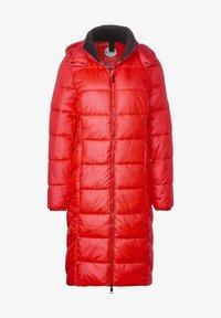Street One - Winter coat - rot - 3