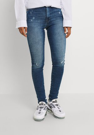 SYLVIA - Jeans Skinny Fit - denim medium