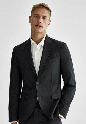 SLIM-FIT - Suit jacket - dark grey