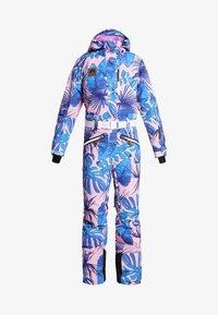 OOSC - MIAMI VICE FEMALE FIT - Spodnie narciarskie - multi-coloured - 5