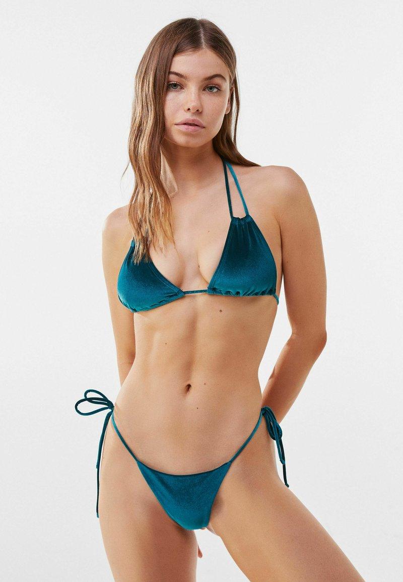 Bershka - Bikini bottoms - green