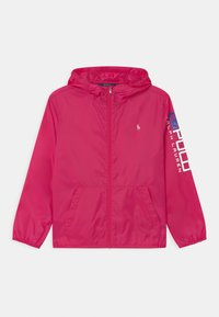 Polo Ralph Lauren - PACKABLE OUTERWEAR - Lehká bunda - sport pink - 0