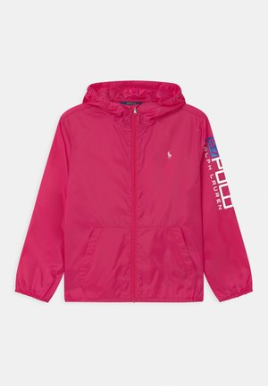 PACKABLE OUTERWEAR - Lehká bunda - sport pink