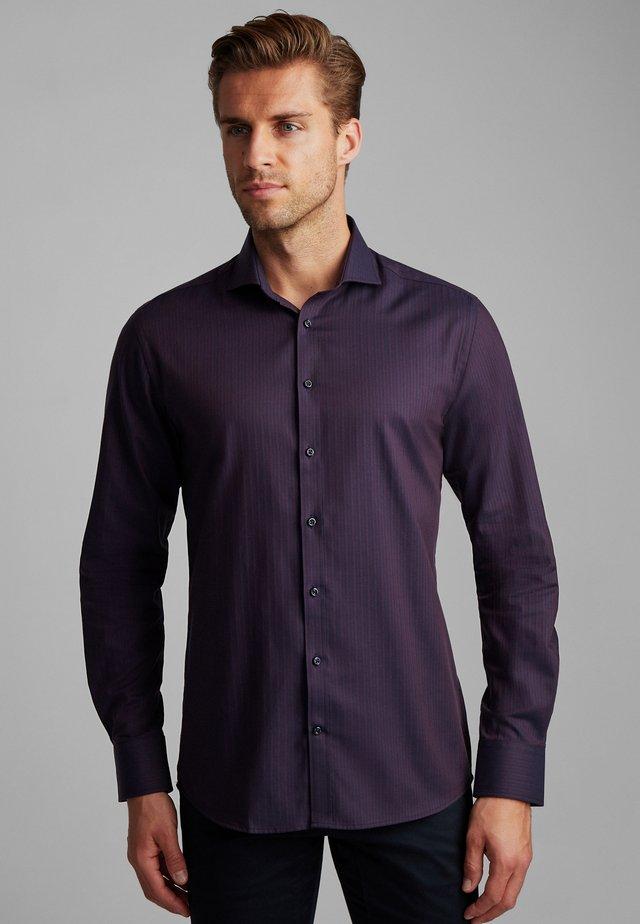 CANE - Zakelijk overhemd - bordeaux