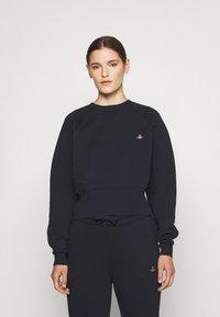 Vivienne Westwood - ATHLETIC - Sweatshirt - navy - 0