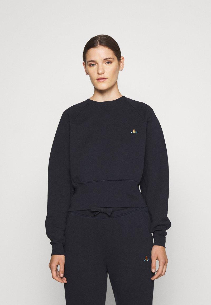 Vivienne Westwood - ATHLETIC - Sweatshirt - navy