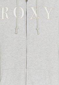 Roxy - DAY BREAKS ZIPPED - Sweatjacke - heritage heather - 2
