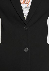 Vero Moda - VMDAFNELISA JACKET - Short coat - black - 4