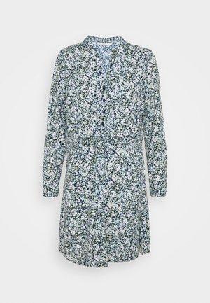 ONLCORY L/S V-NECK  - Robe chemise - night sky