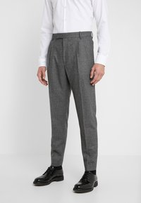 Paul Smith - GENTS FORMAL PLEATED TROUSER - Kostymbyxor - grey - 0