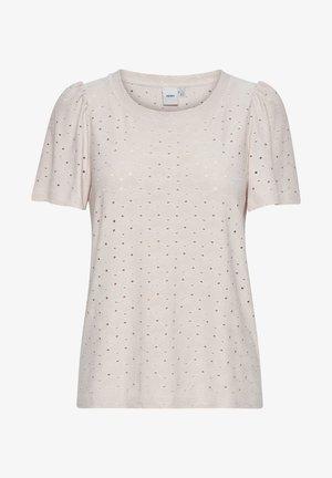 IHUMAY  - Print T-shirt - hushed violet