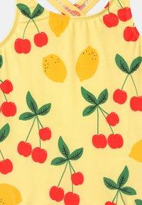 Mini Rodini - CHERRY LEMONADE  - Swimsuit - yellow - 2