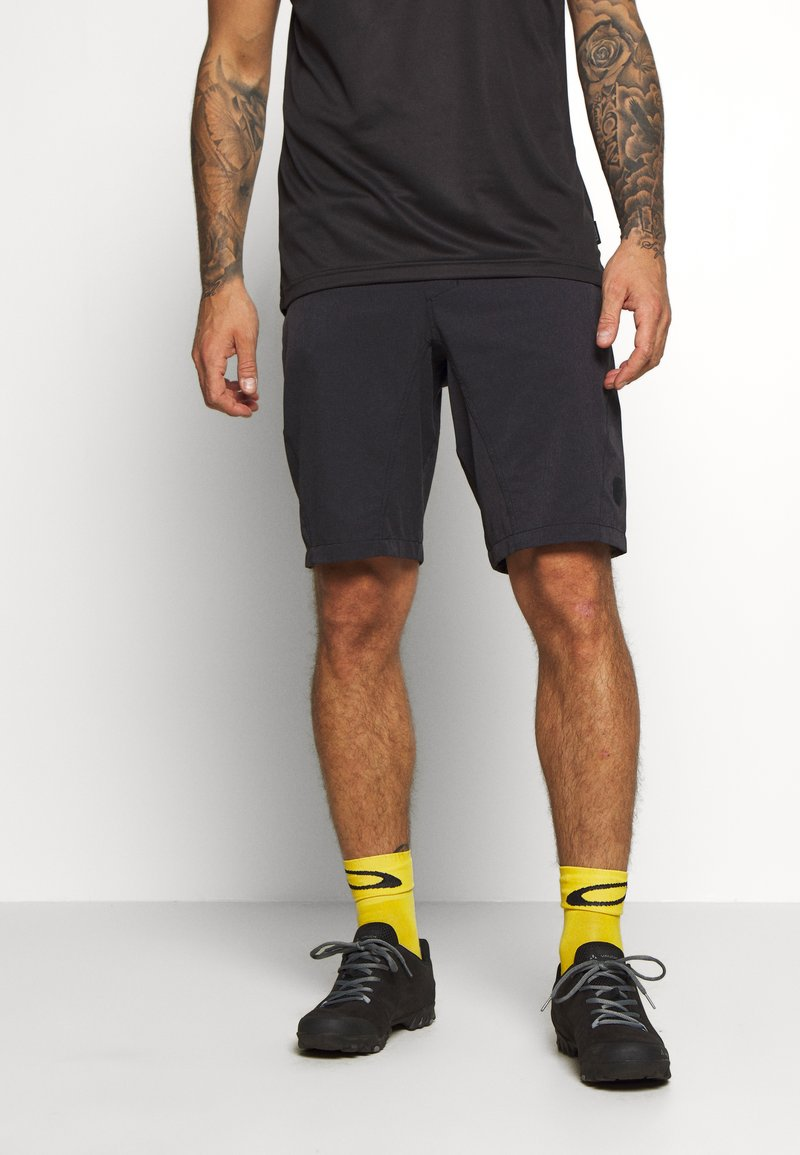 ION - BIKESHORT PAZE - kurze Sporthose - black