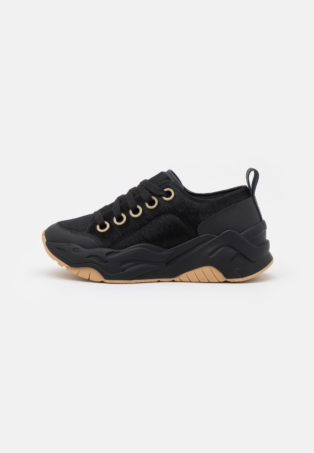 P1THON WAY - Sneakers laag - black