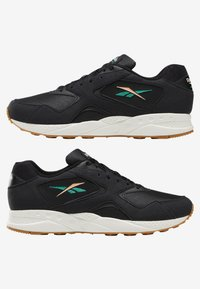 Reebok Classic - TORCH HEX SHOES - Trainers - black - 5