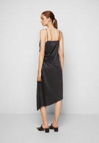 MM6 Maison Margiela - DRESS - Cocktail dress / Party dress - black - 3
