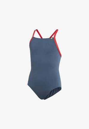 SPORTS PERFORMANCE BADEANZUG - Badpak - blue