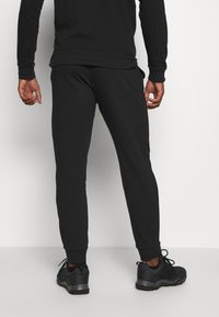 adidas Performance - ESSENTIALS SPORTS TRACKSUIT - Survêtement - black - 4