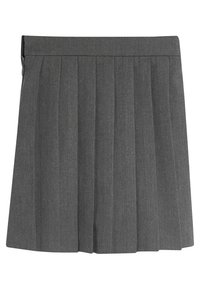 Next - KILT - Pleated skirt - grey - 1