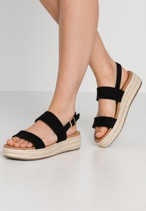 CUTE - Loafers - black