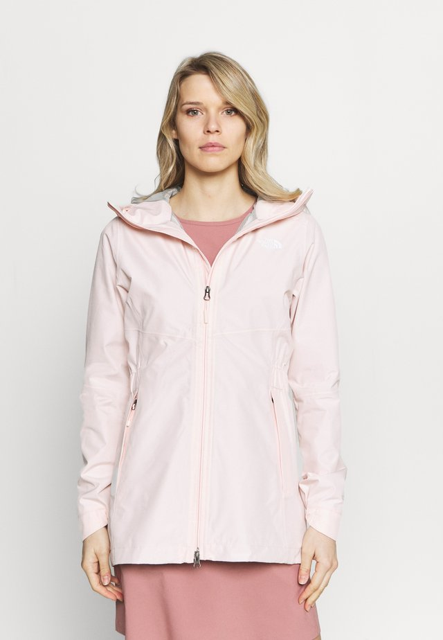 WOMENS HIKESTELLER JACKET - Kuoritakki - pearl blush
