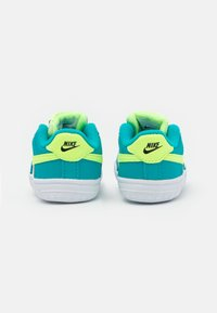 Nike Sportswear - FORCE 1 CRIB - Baby shoes - oracle aqua/ghost green/washed coral/white - 2