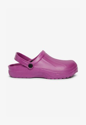 EVA CHUNKY - Puukengät - purple