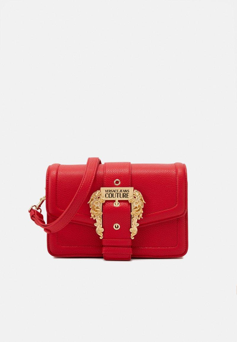 Versace Jeans Couture - SHOULDER BAG - Borsa a mano - rosso