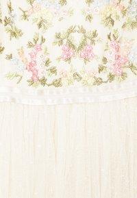 Needle & Thread - EMMA DITSY BODICE CAMI MAXI DRESS - Společenské šaty - champagne - 6