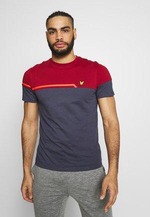 BLOCK - T-shirts print - graphite