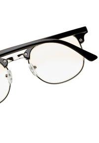 Icon Eyewear - CAIRO BLUE LIGHT GLASSES - Sunglasses - black - 2