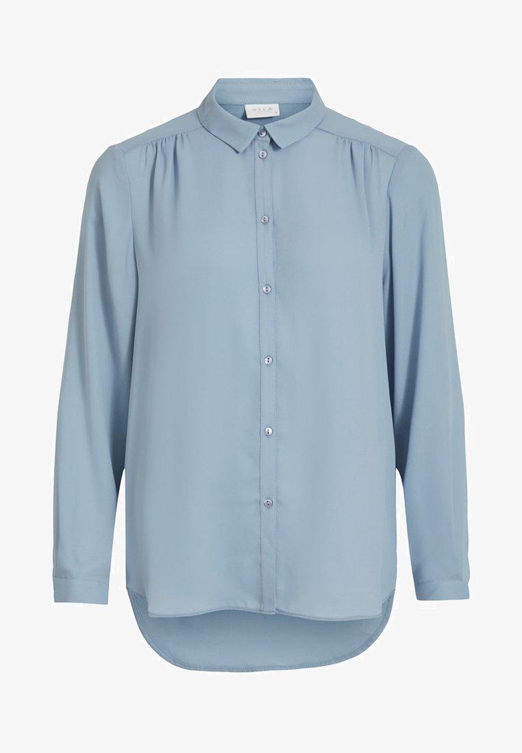 Vila - Button-down blouse - ashley blue