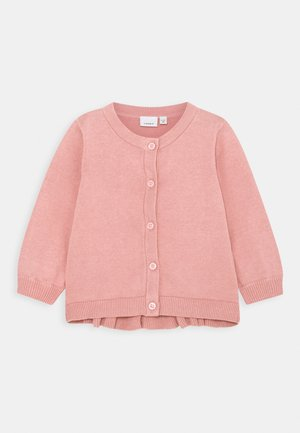 NBFKALINE  - Strickjacke - blush