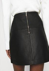 Ted Baker - VALIAT - Áčková sukně - black - 5