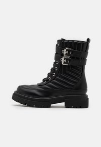 RAID - BRIANAH - Platform ankle boots - black - 1