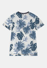 Blue Effect - BOYS AMAZONASTRIP - Print T-shirt - blau - 1