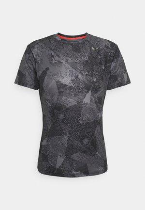 AERO TEE - Sports shirt - black