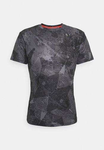 AERO TEE - Funkční triko - black