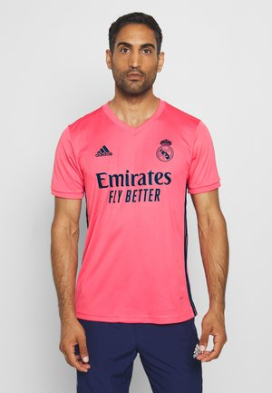 REAL MADRID SPORTS FOOTBALL - Club wear - pink