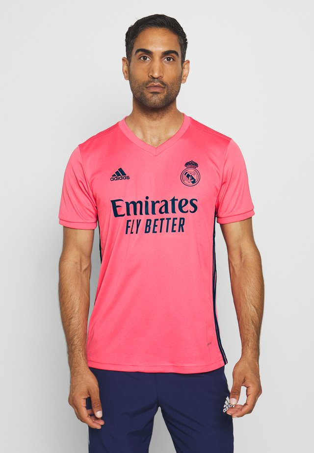REAL MADRID SPORTS FOOTBALL - Article de supporter - pink