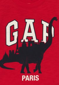 GAP - TODDLER BOY CITY TEE - T-shirt print - pure red - 3