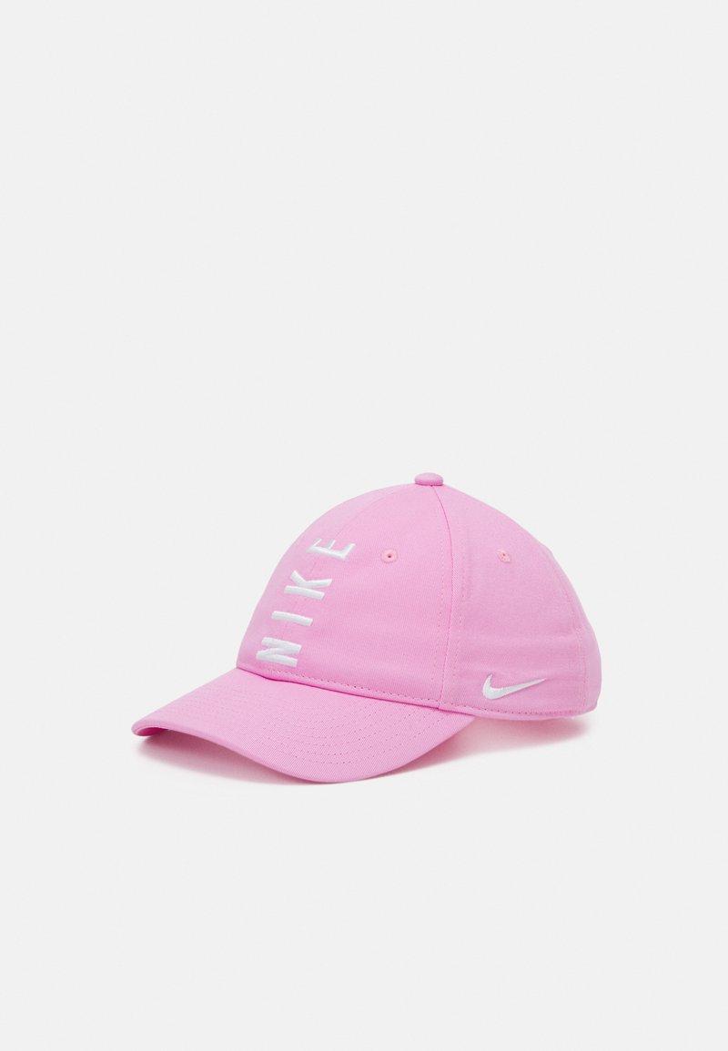Nike Sportswear - WORDMARK UNISEX - Caps - pink