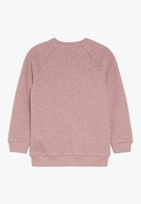 igi natur - KIDS RAGLAN  - Sweatshirts - persian red melange - 1